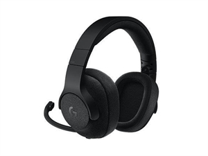 Logitech G433 7.1 Surround Sound Wired Gaming Headset - Black