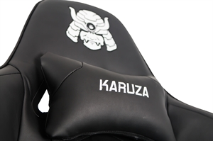 Karuza YX-1216 Gaming Chair - Black