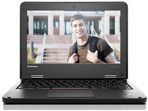 "Lenovo 11E 11.6"" HD Intel Celeron Chromebook"