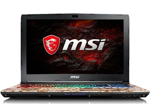 "MSI GE62VR (Camo Squad) 7RF-643AU 15.6"" FHD Intel Core i7 Gaming Laptop - Camo Squad Limited Edition"
