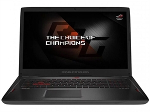 "ASUS GL702ZC-GC166T 17.3"" FHD AMD Ryzen R7 Gaming Laptop"