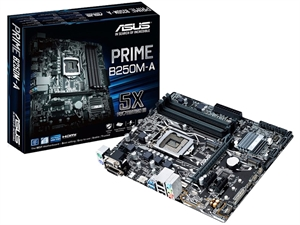 ASUS Prime B250M-A Intel 6th/7th Gen Motherboard