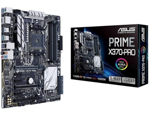 ASUS Prime X370-Pro AM4 ATX Motherboard
