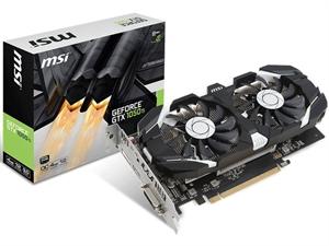 MSI GeForce GTX 1050 Ti 4G OC Graphics Card