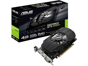 ASUS GeForce GTX 1050 Ti Phoenix 4GB Graphics Card
