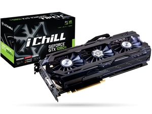 Inno3D iChill GeForce GTX 1080 Ti X4 Ultra 11GB Graphics Card
