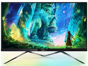 "Philips 356M6QJAB 35"" Full HD Monitor with Ambiglow and FreeSync"