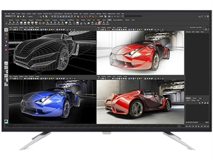 "Philips BDM4350UC 43"" IPS LED Brilliance 4K Monitor"