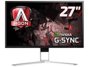 """AOC AGON AG271QG 27"""" 2560X1440 165HZ G-SYNC IPS"""