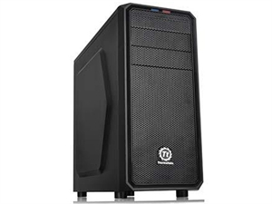 Thermaltake Black Versa H25 Mid Tower Case