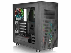 Thermaltake Core X31 Windowed Mid-Tower Case - RGB Ring Edition