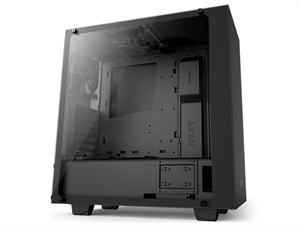 NZXT S340 Elite Mid Tower Case - Matte Black