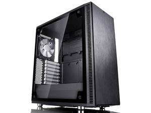Fractal Design Define C Tempered Glass Edition Case - Black