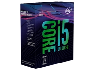 Intel Core i5 8600K 3.6GHz 8th Gen CPU