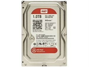 "Western Digital Red 1TB 3.5"" Internal Hard Drive - WD10EFRX"