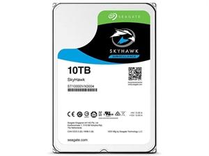 "Segate Skyhawk 10TB 3.5"" Surveillance Hard Drive - ST10000VX0004"