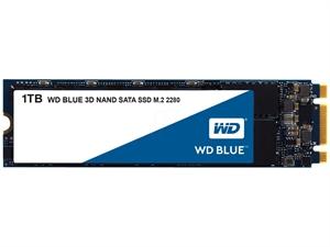Western Digital WD Blue 1TB 3D NAND M.2 SSD