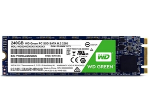 Western Digital Green 240GB PC M.2 SSD