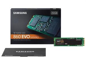 Samsung 860 EVO 250GB M.2 2280 SSD - MZ-N6E250BW