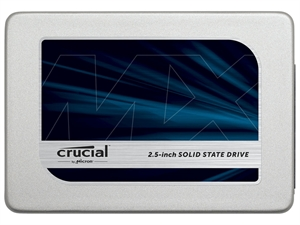 "Crucial MX300 1TB 2.5"" SSD - 9.5MM Adapter"