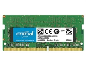 Crucial 4GB (1x 4GB) DDR4 2400Mhz SODIMM RAM