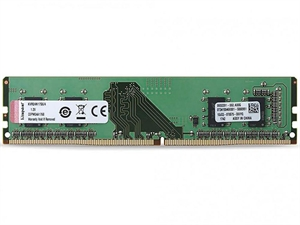 Kingston ValueRAM 4GB (1x4GB) DDR4 2400MHz Desktop RAM