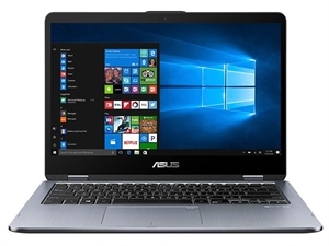 "ASUS Vivobook Flip TP410UA-EC217T 14.0"" FHD Touch 2-In-1 Intel Core i5 Laptop"