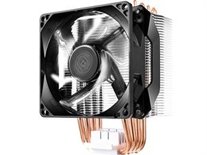 Cooler Master Hyper H411R CPU Cooler - White LED
