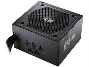 Cooler Master MasterWatt 650W 80+ Bronze Semi-modular Power Supply
