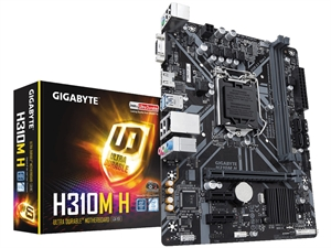 Gigabyte H310M H Intel 8th Gen Motherboard