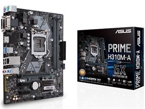 ASUS Prime H310M-A/CSM Intel 8th Gen Motherboard