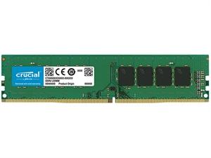 Crucial 4GB (1x 4GB) DDR4 2400MHz Desktop RAM