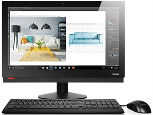 Lenovo ThinkCentre M910z 23.8'' Touch WLED Intel Core i5 All-in-One PC - 8G 256SSD