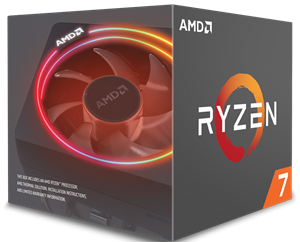 AMD Ryzen 7 2700X 8 Core Processor - YD270XBGAFBOX