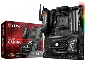 MSI X470 Gaming M7 AC AMD AM4 Motherboard