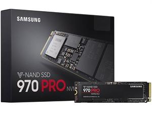 Samsung 970 Pro 512GB NVMe 1.3 M.2 (2280) 3D V-NAND SSD
