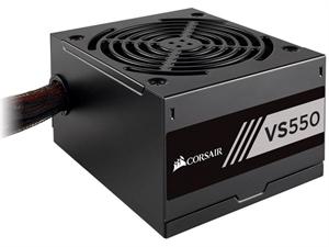 Corsair VS550 550W 80 Plus White Power Supply