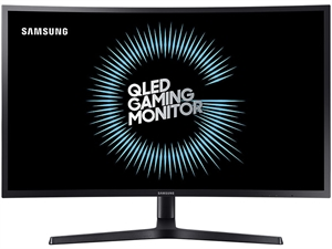 Samsung 27'' Curved QLED WQHD 144Hz FreeSync Gaming Monitor
