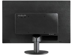 AOC E2070SWN/75 19.5'' LED Narrow Bezel Monitor