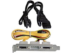 Gigabyte eSATA Power Cable Kit