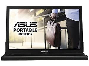 ASUS MB169B+ 15.6'' Full HD Portable USB-Powered Monitor