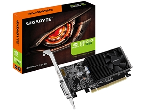 Gigabyte GeForce GT 1030 D4 2GB Low Profile Graphics Card