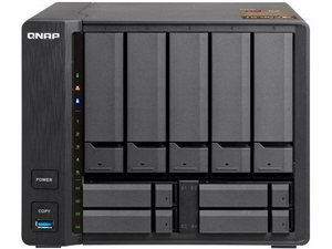 QNAP TS-963X-8G 9 Bay AMD Quad Core Diskless NAS