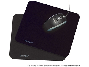 Kensington 52615 Standard Mouse Pad - Black