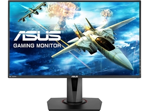 "ASUS VG278Q 27"" Full HD 144Hz EyeCare Free-Sync Gaming Monitor"