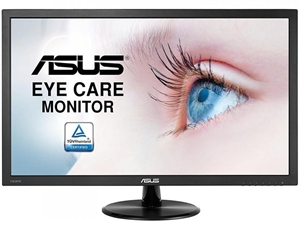 "ASUS VP247HA 23.6"" Full HD LED Eye Care Monitor with Speaker"
