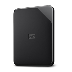 Western Digital Elements SE 2TB USB 3.0 Portable HDD - Black
