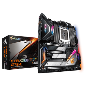 Gigabyte X399 AORUS XTREME Gaming TR4 E-ATX Motherboard