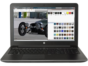 """HP ZBook 15 G4 15.6"""" FHD Intel Core i7 Mobile Workstation - 4G"""
