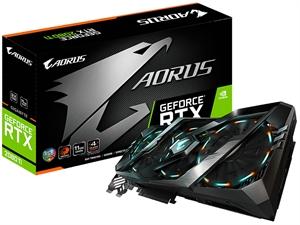 Gigabyte AORUS GeForce RTX 2080 Ti 11GB Graphics Card